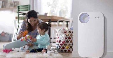 Philips AC4072/11 - Purificador de aire con filtro HEPA