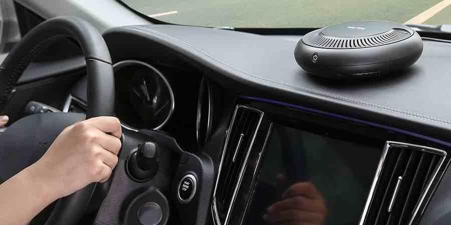 Purificador de aire para auto