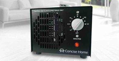 Generador de ozono industrial concise