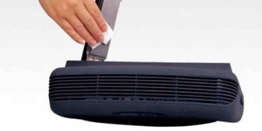 Ionizador sin ventilador