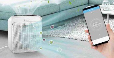 Purificador de aire inteligente. Los mejores purificadores de aire inteligentes