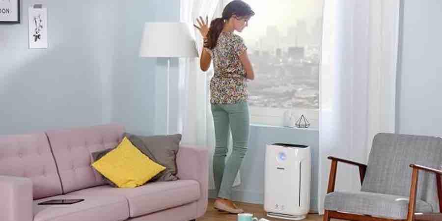 oferta del purificador de aire Philips serie 2000 AC2887:10 para 78 m2