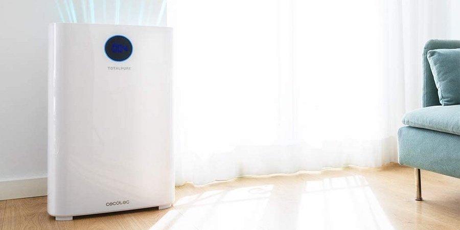 Purificador aire Cecotec, purificador de aire cecotec opiniones