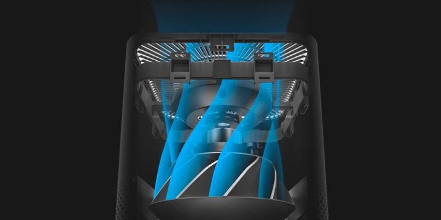 Motor de corriente continua sin escobillas para el Xiaomi Air purifier 3H