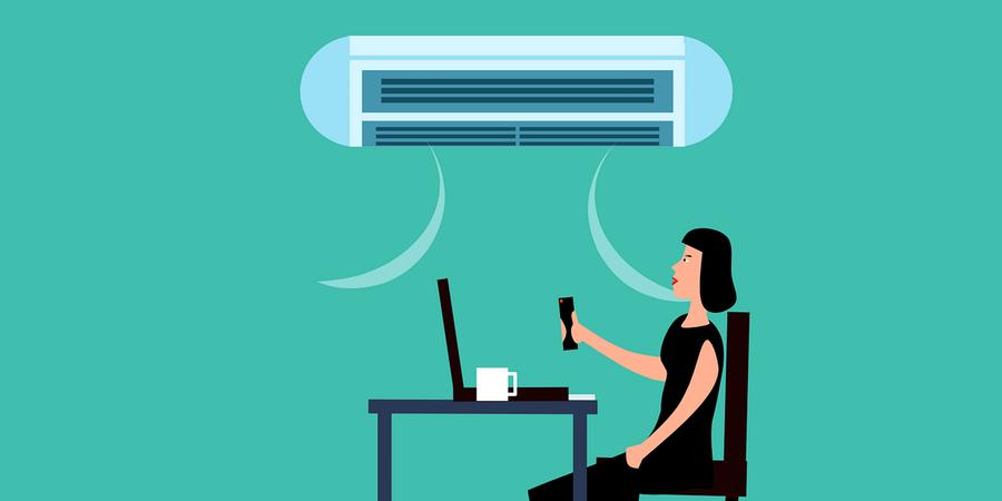 Reparación aire acondicionado del hogar